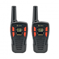 Радиостанция Cobra Walkie Talkie Two Way Radio AM245, 5км обхват, захранване 3 x AAA