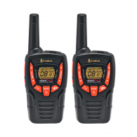 Радиостанция Cobra Walkie Talkie Two Way Radio AM645, 8км обхват, захранване 3 x AAA