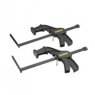 Стяга за направляваща шина DEWALT DWS5026 198мм, пистолетна, за DWS 5021, 5022 и 5023