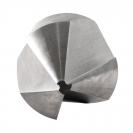 Зенкер конусен за магнитна бормашина ALFRA ф30мм, 90°, Weldon 19, за метал - small, 164627