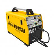 Апарат за заваряване комбиниран DECA MIGA 215, 10-150A, 230V, 1.6-3.2mm