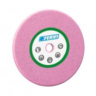 Диск абразивен прав FERVI 100х4.5х10мм GR80, за заточване, розов