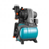 Хидрофор с цилиндричен съд GARDENA Classic 3000/4 Eco, 650W, Q=47l/min, H=40-8m, 1