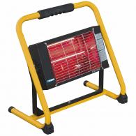 Калорифер електрически FERVI R610B, 2kW, инфрачервен, IP20