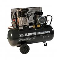 Компресор ELEKTRO MASCHINEN E 401/9/100, 100l, 9bar, 480l/min, 2.2kW, 3.0hp, 230V