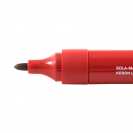 Маркер зидарски SOLA PMR 138мм, червен - small, 168236