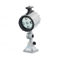 Настолна LED лампа FERVI 0371, 10W, 1200 lm, 6500 K, IP65, сив