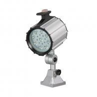 Настолна LED лампа FERVI 0531A, 13W, 1800 lm, 6500 K, IP65, сив