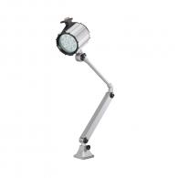 Настолна LED лампа FERVI 0532A, 13W, 1800 lm, 6500 K, IP65, сив