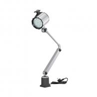 Настолна LED лампа FERVI 0532A/230V, 13W, 1800 lm, 6500 K, IP65, сив