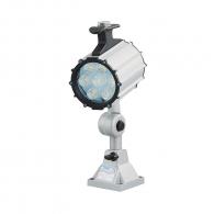 Настолна LED лампа FERVI 0537A, 7W, 700 lm, 6500 K, IP44, сив