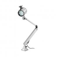 Настолна LED лампа FERVI 0538A, 7W, 700 lm, 6500 K, IP65, сив