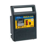 Зарядно устройство за акумулатор MACH 214, 50W, 6/12V, 15-60Ah, 230V