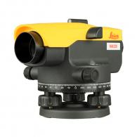 Оптичен нивелир LEICA NA320, увеличение 20x, стандартно отклонение 2.5мм/км