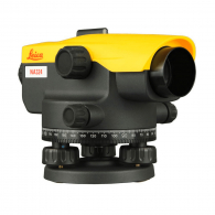 Оптичен нивелир LEICA NA324, увеличение 24x, стандартно отклонение 2.0мм/км