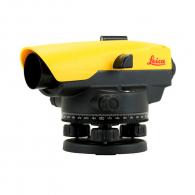 Оптичен нивелир LEICA NA520, увеличение 20x, стандартно отклонение 2.5мм/км