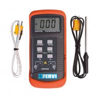 Термометър готварски FERVI T063, обхват от -50°C до +750°C, точност ± 1.0°C