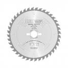 Диск с твърдосплавни пластини CMT 300/3.2/30 Z=36, за рязане на мека и твърда дървесина, дървесни плоскости - small