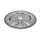 Диск с твърдосплавни пластини RAIDER 190/2.4/20 Z=80, за дървесина - small, 172400