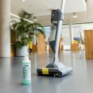 Уред за почистване на подове KARCHER BR 30/1 C Bp, 18V, 2.5-5.0Ah, 70W, 700/1000мл, 300мм - small, 171746