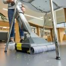 Уред за почистване на подове KARCHER BR 30/1 C Bp, 18V, 2.5-5.0Ah, 70W, 700/1000мл, 300мм - small, 171747