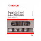 Комплект шлайфгрифери BOSCH 4части, за метал, HSS, захват 6мм - small, 176877
