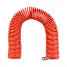 Маркуч спирален за въздух GAV ф8х10мм/15м, с бързи връзки 1/4'' - small, 176870