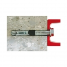 Анкер втулков с болт FRIULSIDER 79302 M6/10x110, за тежки закрепвания, 50бр. в кутия, сертифициран - small, 138652