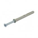 Дюбел пирон FRIULSIDER 62200 10x80мм, със скосена периферия, 100бр. в кутия - small, 138925
