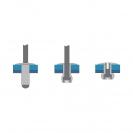 Попнит алуминиев BRALO DIN7337C 4.0x14/D12.0мм, широка периферия, 250бр. в кутия - small, 116094