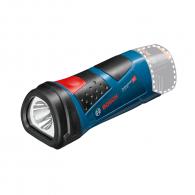 Фенер акумулаторен BOSCH GLI PocketLED, 10.8-12V, 1.5-4.0Ah, Li-Ion, LED, 80lm