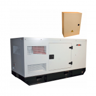 Генератор SENCI SCDE 19YS, 15.0kW, 400/230V, дизелов, трифазен, ATS, AVR
