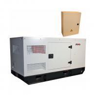 Генератор SENCI SCDE 25YS, 19.8kW, 400/230V, дизелов, трифазен, ATS, AVR