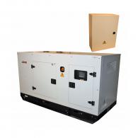 Генератор SENCI SCDE 55YS, 44.0kW, 400/230V, дизелов, трифазен, ATS, AVR