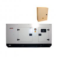 Генератор SENCI SCDE 72YS, 57.0kW, 400/230V, дизелов, трифазен, ATS, AVR