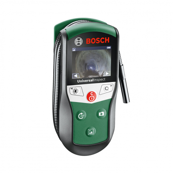 Камера BOSCH Universal Inspect, 4x1.5 AA батерии, ф8.0мм, 0.95м