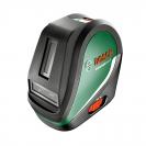 Линеен лазерен нивелир BOSCH Universal Level 3, 3 лазерни линии, 1 лазерна точка, точност 5mm/10m, автоматично - small