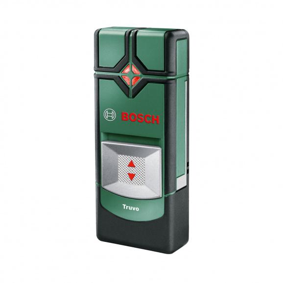 Скенер за стени BOSCH Truvo, метал до 70мм, мед до 60мм и проводници 50мм