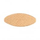 Дибли VIRUTEX №10, бук, дълбочина на канала 10мм, 1000бр в опаковка - small
