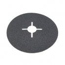 Фибершайба FEN KSF-F 125x22.23мм Р100, за шлайфане на за мрамор, камък и алуминий, черна - small, 37784