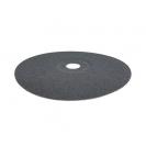 Фибершайба FEN KSF-F 180x22.23мм Р100, за шлайфане на за мрамор, камък и алуминий, черна - small, 40260