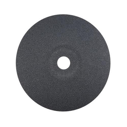 Фибершайба FEN KSF-F 180x22.23мм Р400, за шлайфане на за мрамор, камък и алуминий, черна