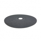 Фибершайба FEN KSF-F 180x22.23мм Р80, за шлайфане на за мрамор, камък и алуминий, черна - small, 37660