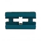 Инструмент за рязане на мебелен кант VIRUTEX AU93, дебелина на канта до 0.6мм, широчина на обрязване 40мм-двустранно - small, 132479
