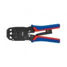 Клещи кримпващи KNIPEX 200мм, RJ10, RJ11/12, RJ45, двуцветни-двукомпонентни дръжки - small