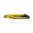 Макетен нож STANLEY 18x180мм, пластмасов корпус, метална глава - small