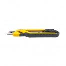 Макетен нож STANLEY 18x180мм, пластмасов корпус, метална глава - small, 96551