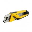 Макетен нож STANLEY 18x180мм, пластмасов корпус, метална глава - small, 96552