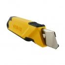 Макетен нож STANLEY 18x180мм, пластмасов корпус, метална глава - small, 96553