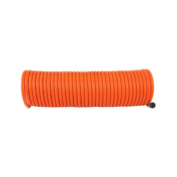 Маркуч спирален за въздух BONEZZI ф6х8мм/10м, с накрайници